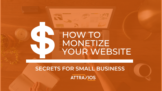 pensacola digital marketing tips :how to monetize your website pensacola digital marketing tips