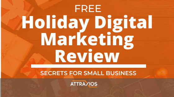 free holiday digital marketing review